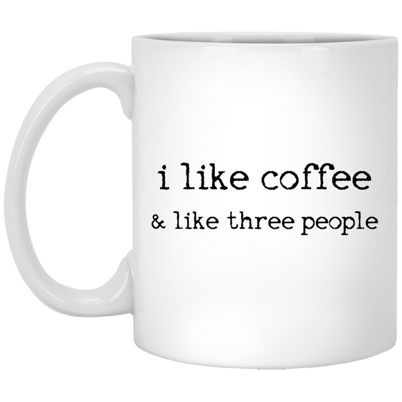 i like coffee - mugs