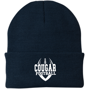 Cougar Football Knit Cap