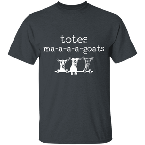 totes magoats Youth 100% Cotton T-Shirt