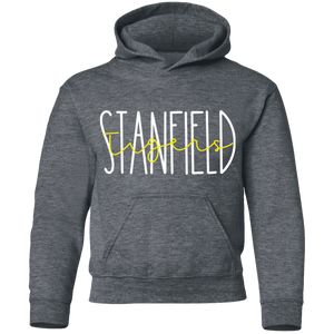 Stanfield Tigers Youth Pullover Hoodie