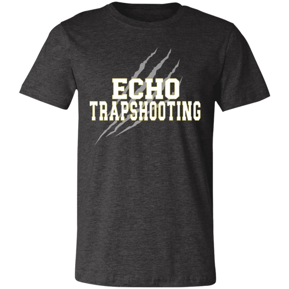 Trapshooting Unisex Jersey Short-Sleeve T-Shirt