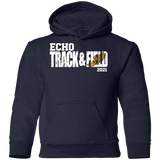 Echo Track Youth Pullover Hoodie