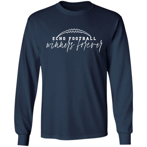 Football Winners Forever Long Sleeve Ultra Cotton T-Shirt