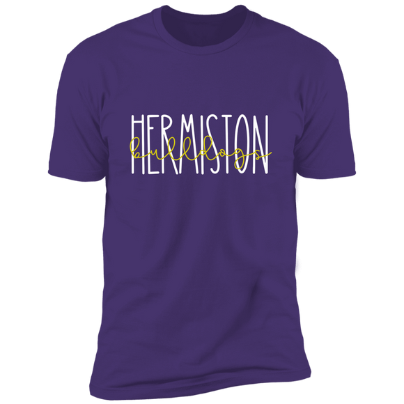 Hermiston Bulldogs Premium Short Sleeve T-Shirt