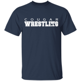 Cougar Wrestling Youth 100% Cotton T-Shirt