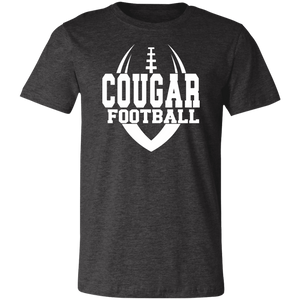 Cougar Football Unisex Jersey Short-Sleeve T-Shirt