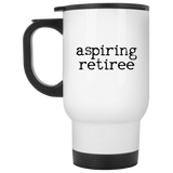 aspiring retiree Mugs