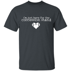 concession stand football Youth 100% Cotton T-Shirt