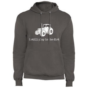 i still play in the dirt hoodie
