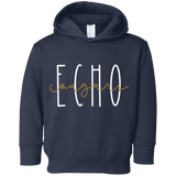 Echo Cougars Toddler Fleece Hoodie