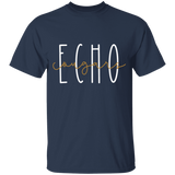 Echo Cougars Youth 100% Cotton T-Shirt
