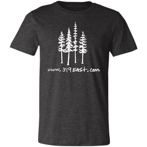 319 tree logo Unisex Jersey Short-Sleeve T-Shirt