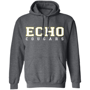 Echo Cougars Pullover Hoodie
