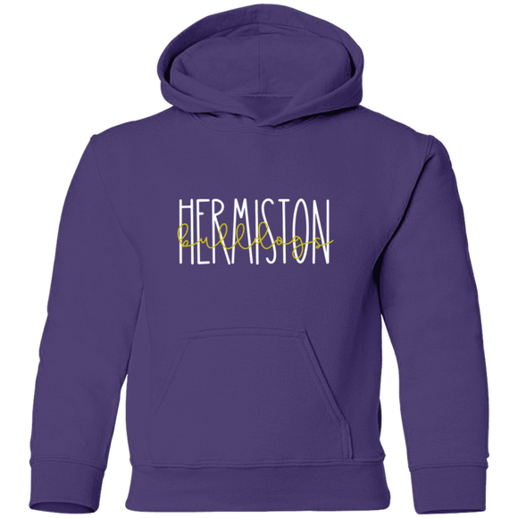 Hermiston Bulldogs Youth Pullover Hoodie
