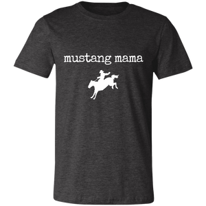 mustangs Unisex Jersey Short-Sleeve T-Shirt