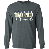 Echo Track Long Sleeve Ultra Cotton T-Shirt
