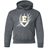 Echo Football E Youth Pullover Hoodie