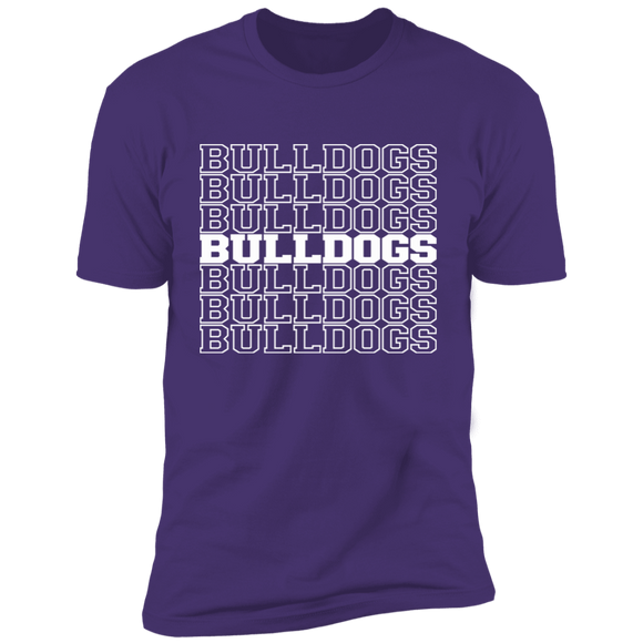 Mirror Bulldogs Premium Short Sleeve T-Shirt