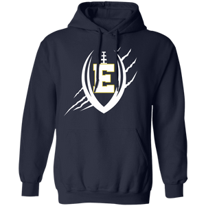 Echo Football E Pullover Hoodie