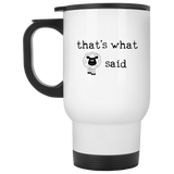 that's what sheep said - mugs