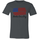 Gods Country Unisex Jersey Short-Sleeve T-Shirt