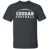 Cougar Football Youth 100% Cotton T-Shirt