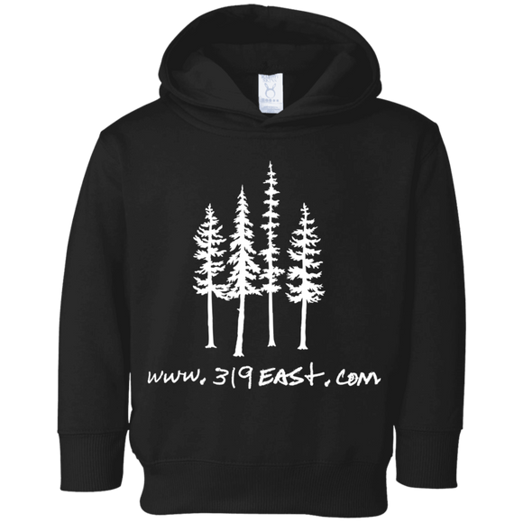 319 tree logo Toddler Fleece Hoodie