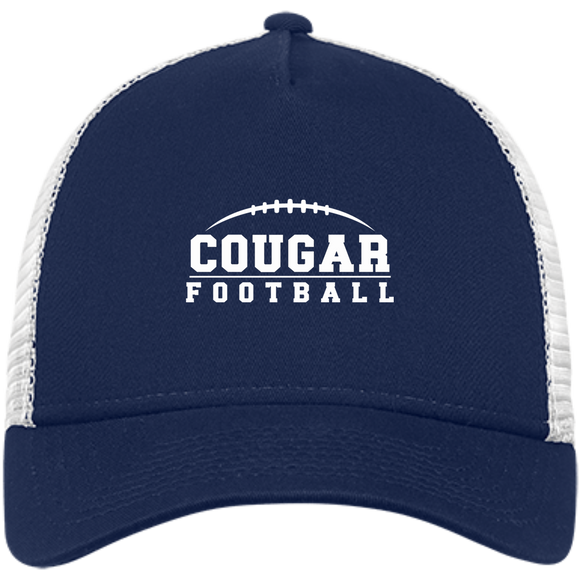 Cougar Football Snapback Trucker Cap