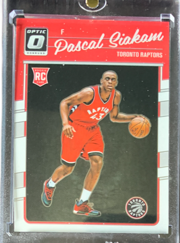 PASCAL SIAKAM - 2016-17 Basketball Donruss Optic Base Rookie