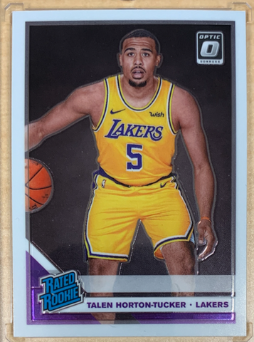 TALEN HORTON-TUCKER - 2019-20 Basketball Optic Rookie