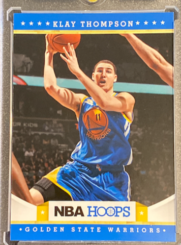 KLAY THOMPSON - 2012-13 Basketball Hoops Rookie