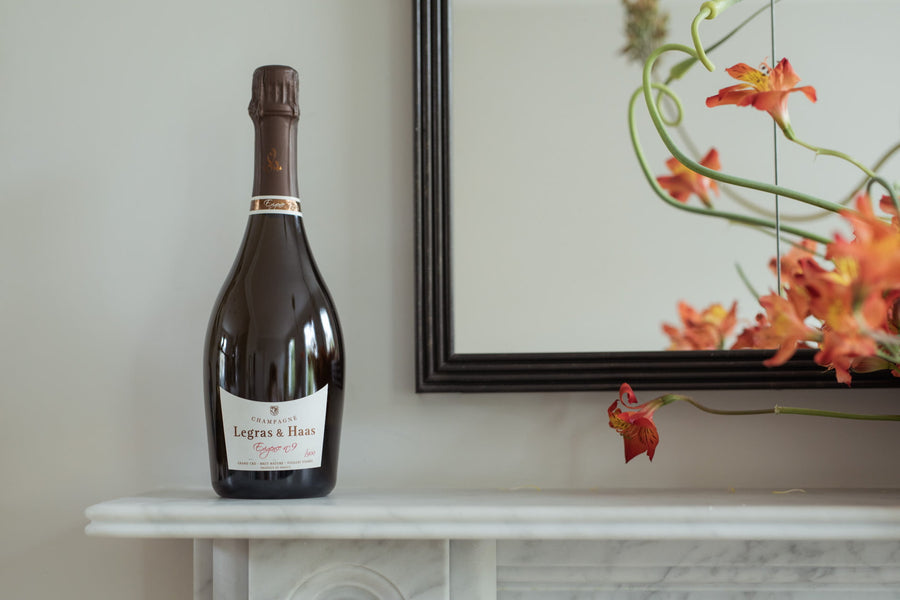 Legras & Haas Exigence No. 9 champagne