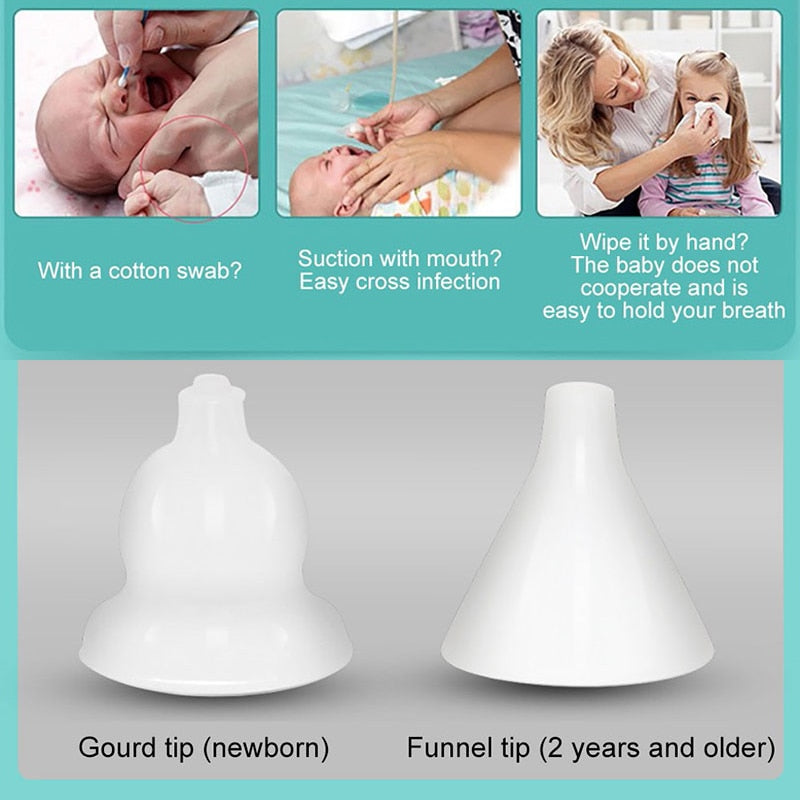 Beck's Baby Aspirator Nose Cleaner