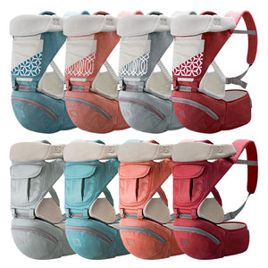 Beck's 3-in-1 Ergonomic Infant Baby Carrier