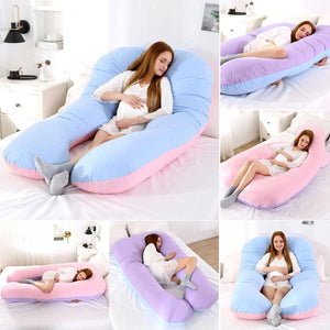 Beck's U Shape Pregnancy Pillow