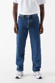 Dash Jeans - Stone cast mid blue