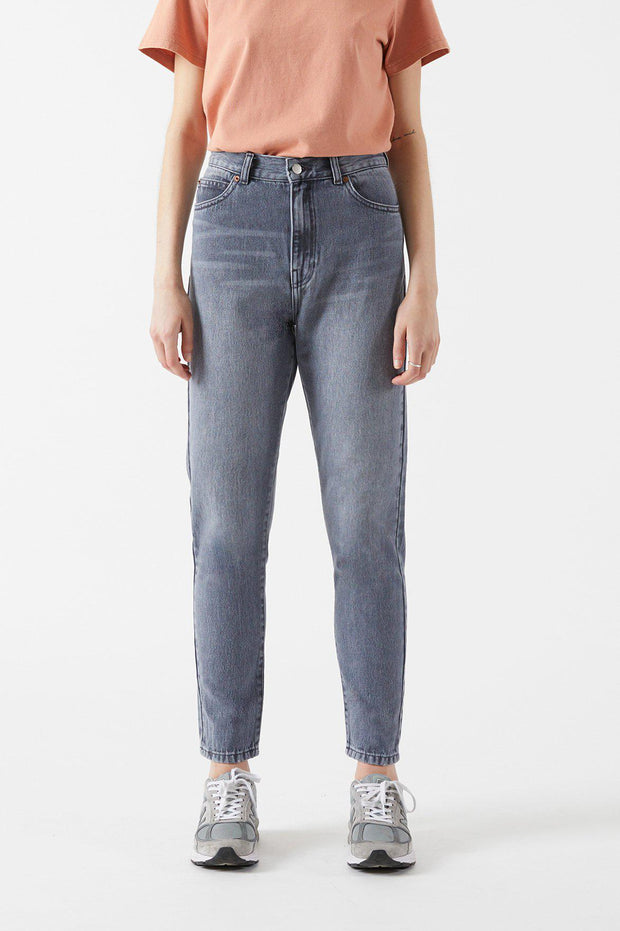 Nora Jeans - Washed grey