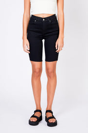 Lexy Bicycle Shorts - Black