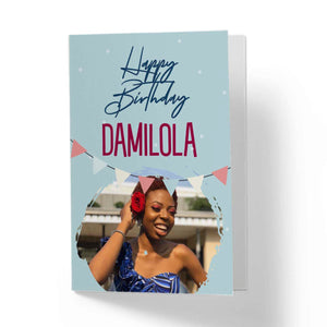 Happy Birthday Damilola