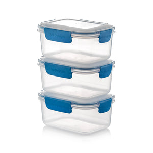 Fresco Food Container Set - 1100ml
