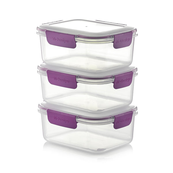 Fresco Food Container Set - 1600ml