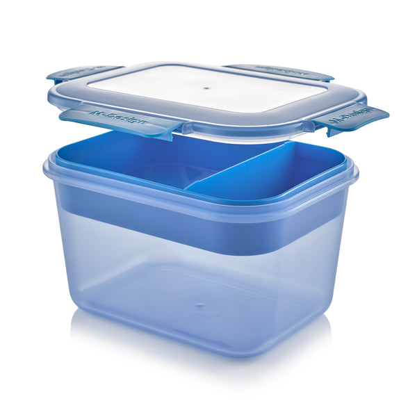 Fresco Lunch Box Pack of 3 - 2300ml - Free 9 Pc. Cutlery Set