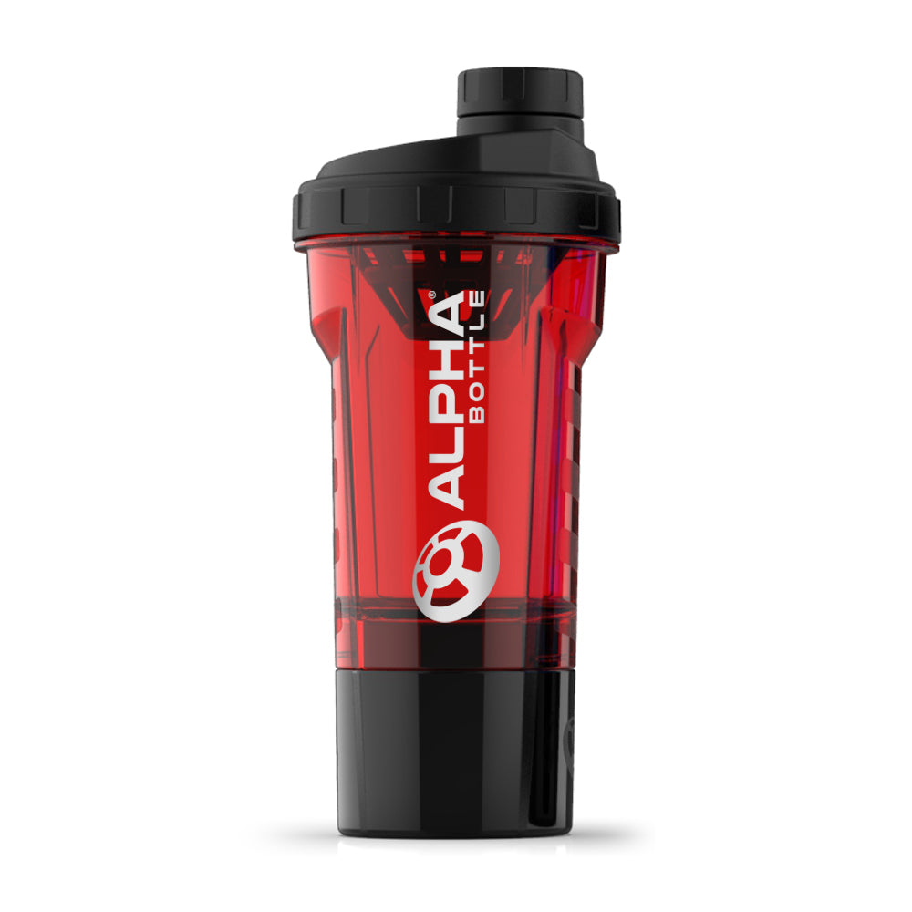 Alpha Bottle 500 V2 - Anti-Bacterial Shaker