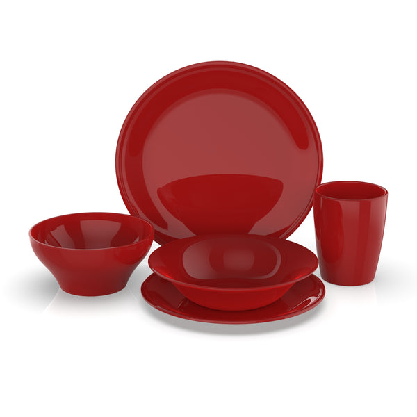 Inspire Melamine 20pc Set
