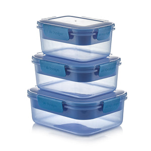 Fresco Lunch Box Set - Free 9 Pc. Cutlery Set