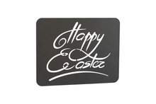 Laden Sie das Bild in den Galerie-Viewer, Rostdekoschild - Happy Easter