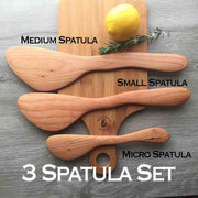 3 Spatula Set | Cooking Classics | Dream Kitchenware