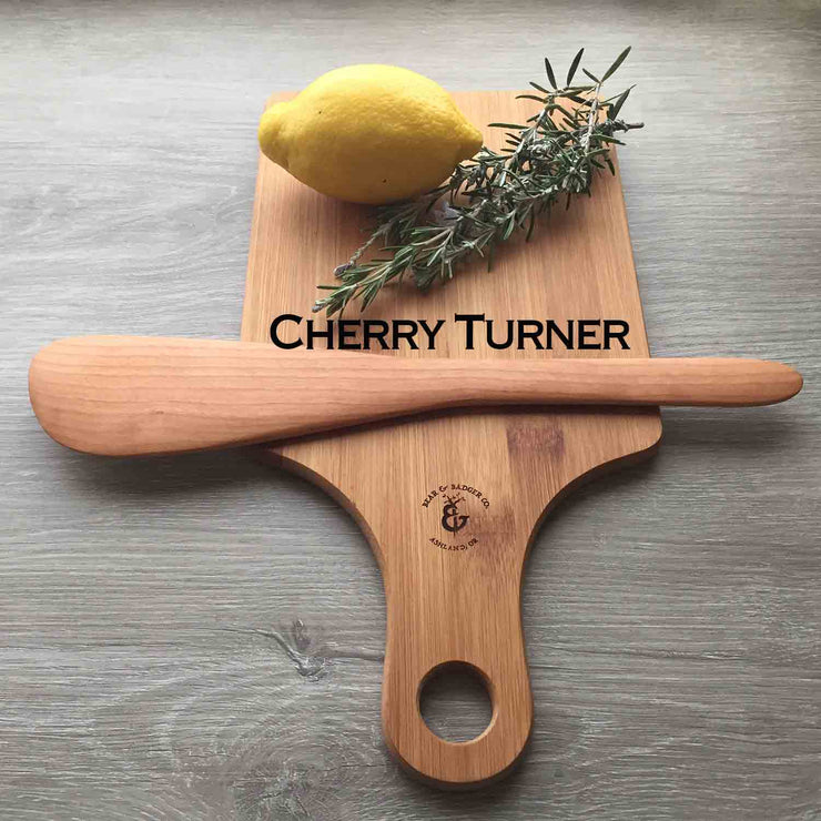 The Turner | Cooking Classics | Handmade Wooden Cooking Utensil