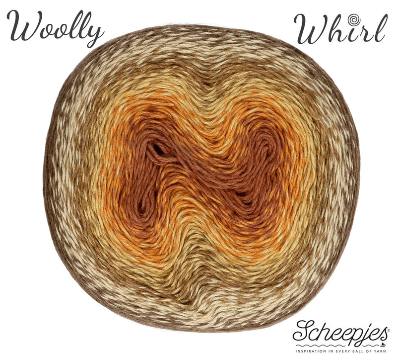 Woolly Whirl Chocolate Vermicelli 471