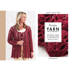 Yarn The after party no.90 Sunflare cardigan